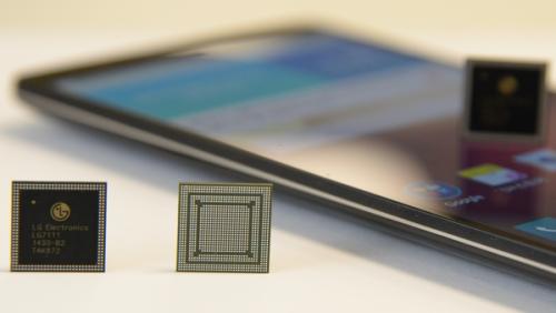 LG G3: 5,9 Zoll Smartphone mit eigens entwickelten Prozessor