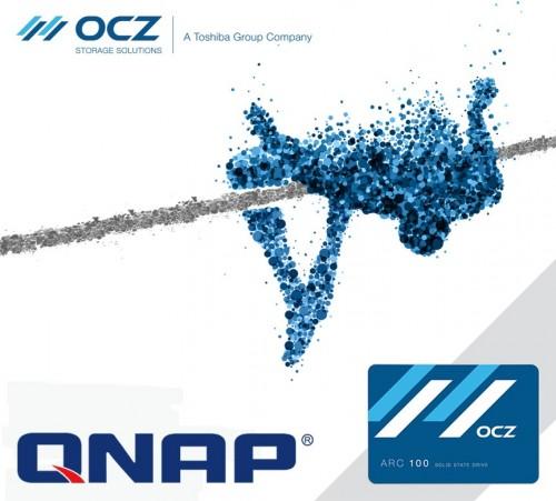 OCZ: Optimierter SSD-Einsatz für QNAP-NAS