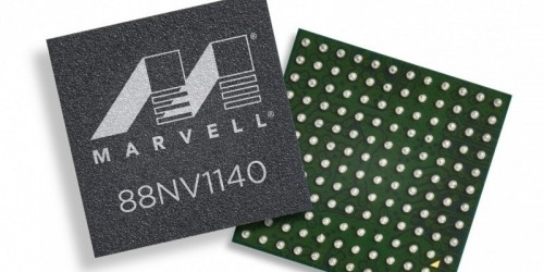 Marvell: NVMe-Controller 88NV1140 für PCI-Express-Nutzung