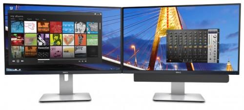 Dell Ultrasharp U2515H: 25 Zoll großer Monitor mit AH-IPS-Panel