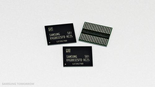 Samsung: GDDR5-Speicher mit bis zu 2.000 MHz präsentiert