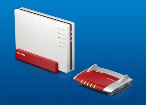 FRITZ!Box: Neue Router mit WLAN 802.11ac Wave 2 angekündigt