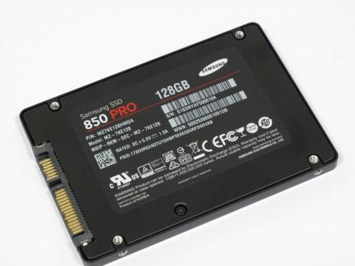 Samsung SSD 850 Pro: Firmware-Update kann SSD beschädigen
