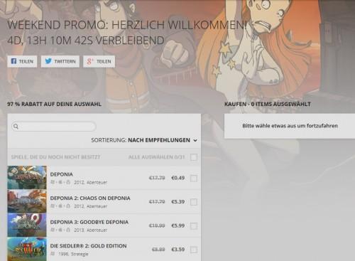 Good Old Games: GOG.com ab sofort auch in Deutsch