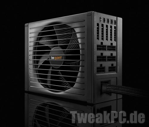 Bild: be quiet! zeigt Dark Power Pro 11 auf der CeBIT - erstes Bild im Netz