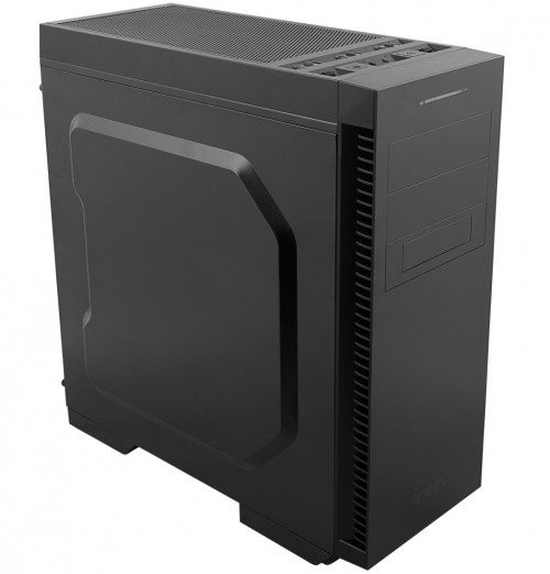 Bild: Antec VSP-5000: Preiswerter, gedämmter Midi-Tower