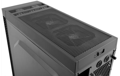 Antec VSP-5000: Preiswerter, gedämmter Midi-Tower