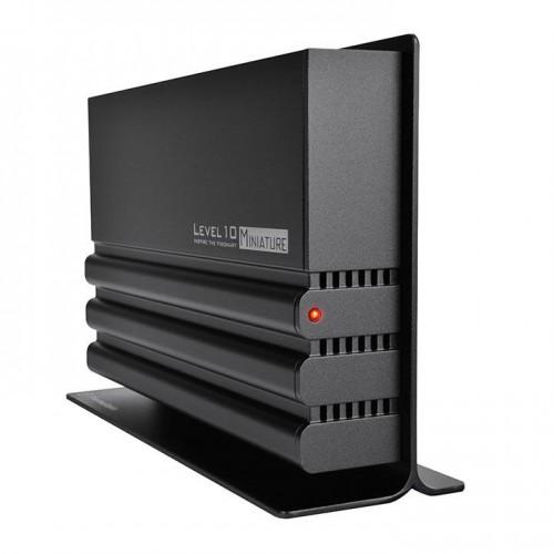 Bild: Thermaltake Level 10 Miniature: externes Festplattengehäuse