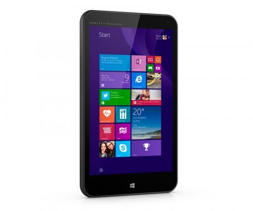 Schnäppchen: Windows-8.1-Tablet von HP für 79 Euro