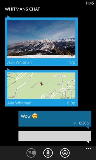 WhatsApp für Windows Phone jetzt mit Telefonfunktion