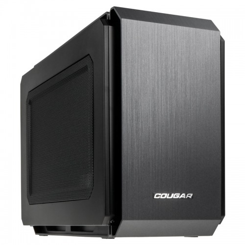 Cougar QBX: Kompaktes Gaming-Gehäuse