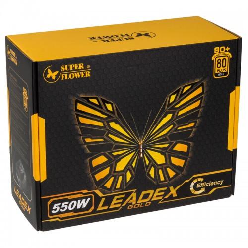 Neue Super Flower Leadex Netzteile - Hohe Effizienz zum fairen Preis ab 550 Watt