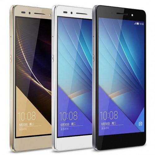 Huawei Honor 7: 5,2 Zoll großes High-End-Smartphone zum Kampfpreis