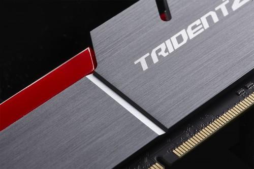 Trident Z closeup