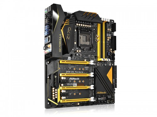ASRock: 12 Mainboards mit Z170-Chipsatz und Sockel LGA 1151