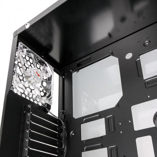 In Win 805: Design Midi-Tower bei Caseking erhältlich
