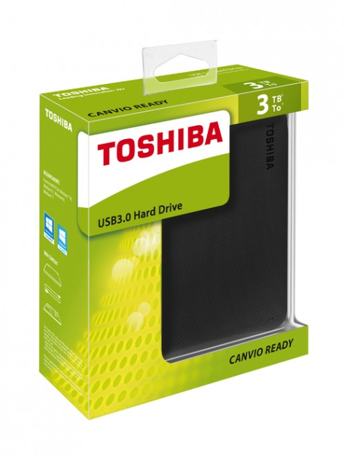 Canvio Ready 3TB Packaging 01
