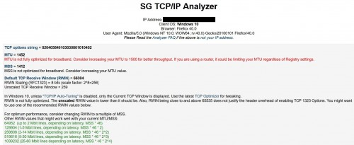 Dual-Stack Lite: VPN-Probleme via MTU-Wert lösen