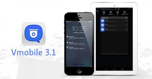 QNAP: Vmobile-App 3.1 - Überwachungsanwendung für QNAP NAS