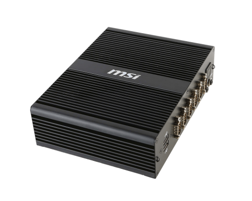 MSI MS-9A69: Lüfterloser IPC mit Broadwell-Prozessor vorgestellt
