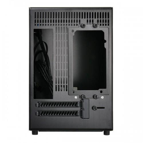 Lian Li PC-Q04: Micro-ITX-Gehäuse mit speziellen Lufteinlässen