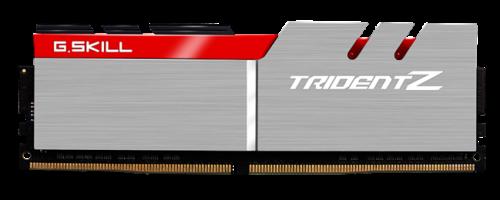 G.SKILL TridentZ: Neue DDR4-Module mit 8 GB Speicher und 4.133 MHz