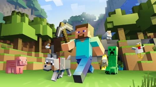 Minecraft-Verfilmung von Netflix angekündigt