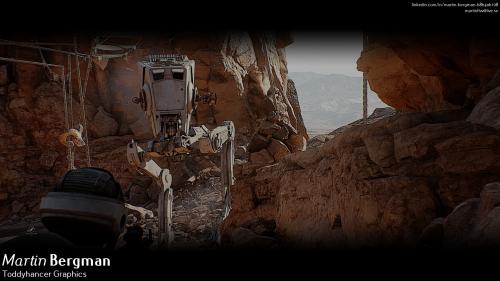 Star Wars Battlefront: Toddyhancer-Mod bringt filmreife Grafik