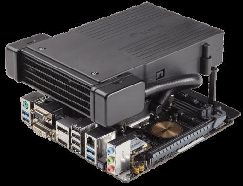 Bild: Corsair Hydro Series H5 SF: Wasserkühler für Mini-ITX-Systeme