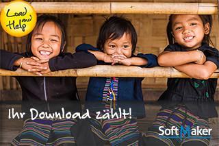 SoftMaker: 10-Cent-Spende für jeden kostenlosen Office-Download