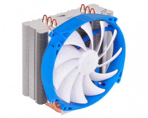 Bild: SilverStone: CPU-Kühler Argon AR07 und AR08 auf dem Weg
