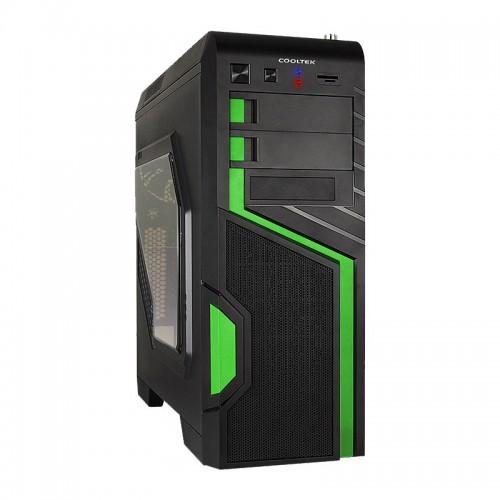 Cooltek GT-04: Gehäuse ab sofort auch im grünen Design erhältlich