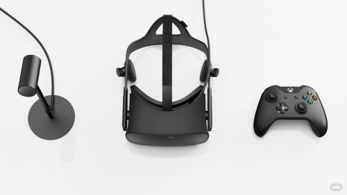 Oculus Rift Paket