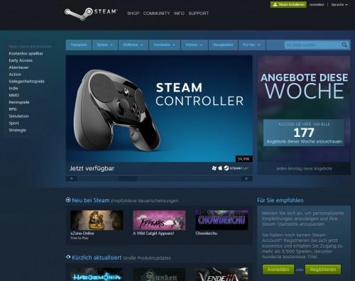 Steam: Täglich 50.000 Spiele-Rückgaben