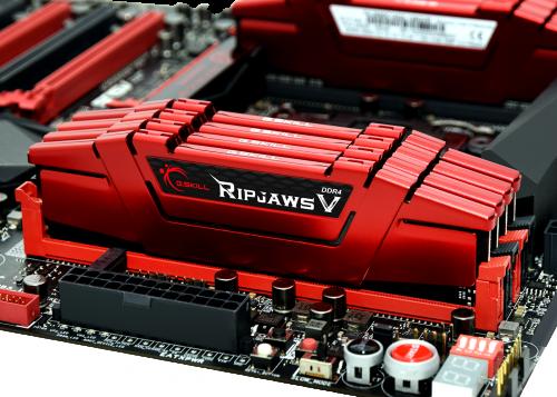 G.Skill stelllt 128 GB DDR4-Speicher mit bis zu 3.000 MHz vor