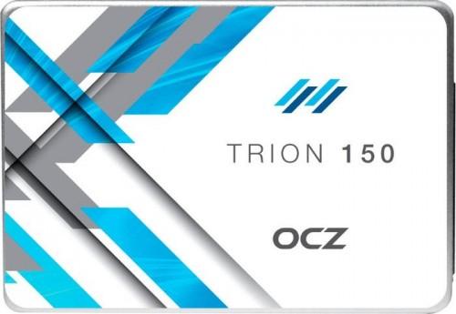 Bild: OCZ Trion 150: Neue SSD mit TLC-NAND-Flash