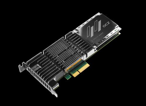 OCZ präsentiert Z-Drive 6000 und 6300 mit NVMe und PCI-Express-Anbindung