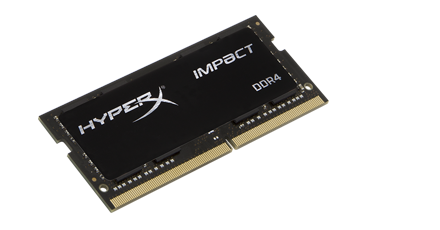 Kingston HyperX Impact: Neue DDR4-SO-DIMM-Kits mit bis zu 64 GB