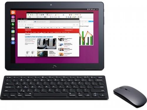 Aquaris M10: Ubuntu-Tablet ab dem 28. März vorbestellbar