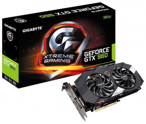 Bild: Gigabyte: GeForce GTX 960 Xtreme Gaming mit RGB-Beleuchtung