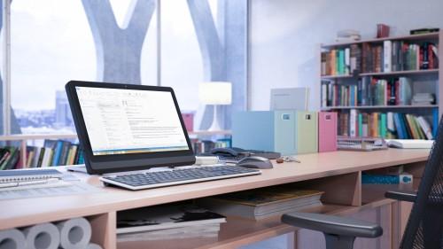 MSI Pro 16 Flex: All-in-One PC mit größter Flexibilität