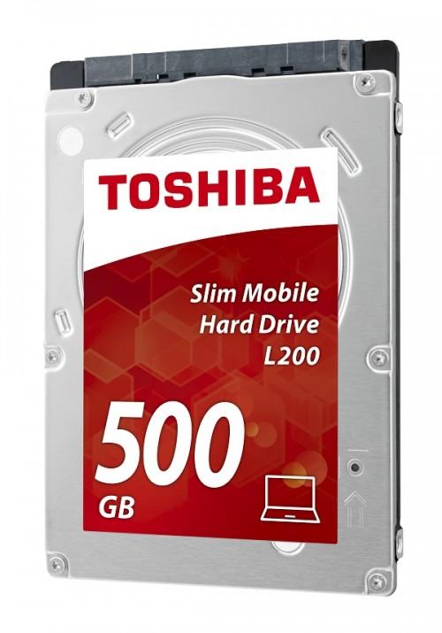 Toshiba Slim Mobile: Neue 2,5-Zoll-Festplatte mit nur 7 mm Höhe