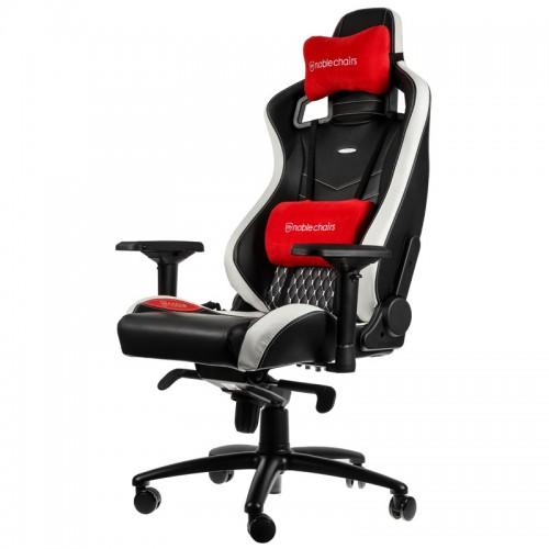 Noblechairs: Gaming-Chairs mit Echtleder jetzt bei Caseking