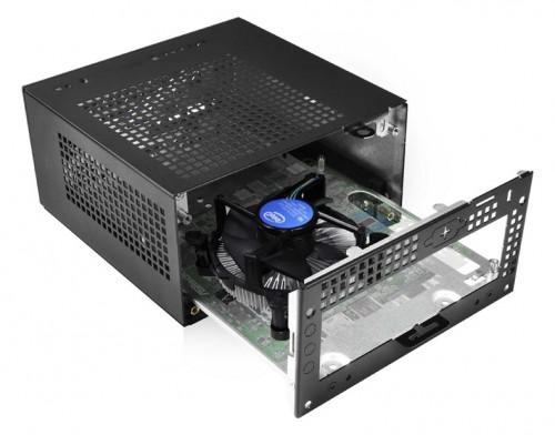 Bild: ASRock DeskMini: 1,82-Liter-PC mit Sockel LGA 1151