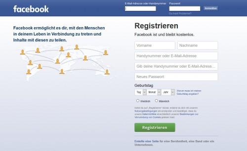 Facebook-Gesetz in Kraft getreten - Bis zu 50 Millionen Euro Strafe