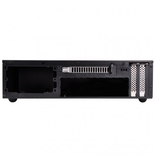 Silverstone ML09: Mini-ITX-HTPC-Gehäuse mit 7 Liter Volumen