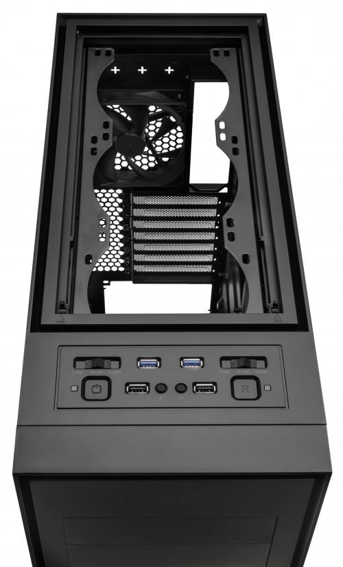 Antec P9 Window: Schlichtes Tower-Gehäuse für Gaming- und Silent-PCs