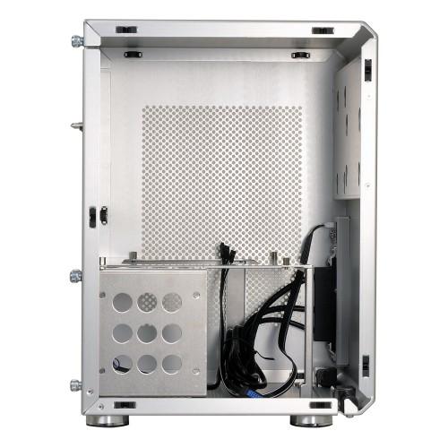 Lian Li PC-Q34: SFF-Gehäuse mit Aufklapp-Mechanismus