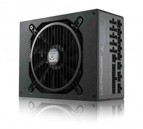 LC-Power LC1200: neues Platinum-Netzteil mit 1200W Leistung