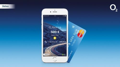 O2 Banking: Bankkonto mit zusätzlichem Datenvolumen statt Null-Zinsen